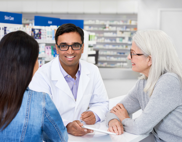 Your Pharmacist Can Help with Flu Questions