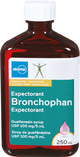 atoma brochophan cough and cold syrup
